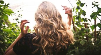 How to use a spiral curling iron?